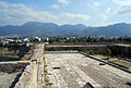 Girne Festung Dach des Museumsgebäudes Ri Süden.jpg