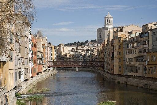 Girona.onyar.vista.tipica