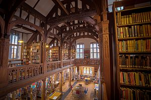 Gladstone's Library - Gladstone's Library