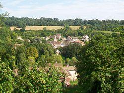 Glaignes (60), vue sur le village depuis l'ouest.jpg