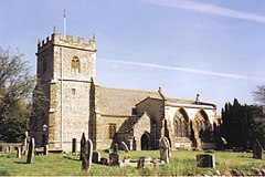 Glanvilles Wootton, parish church of St. Mary - geograph.org.uk - 473418.jpg