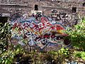 Glasgow. Cowlairs. Derelict industry building. Carlisle Street. Graffiti (4).jpg