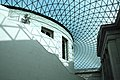 Glass and steel roof of the Great Court, British Museum, London - panoramio (18).jpg