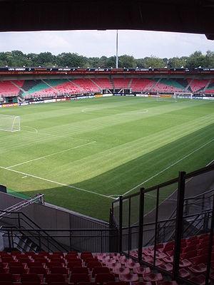 Stadion de Goffert - Image: Goffertnijmegen