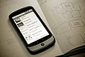 Google Nexus One with Evernote for Android (4375773612).jpg