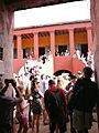 Gorée - Maison des esclaves, visiteurs (2).JPG
