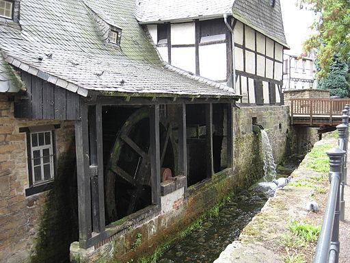 Goslar Lohmühle