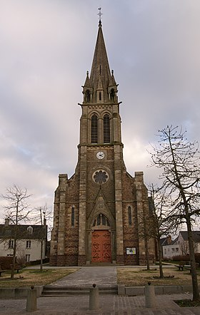 Église de Goven.