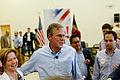 Governor of Florida Jeb Bush at TurboCam, Barrington, NH 1 on August 8th by Michael Vadon.jpg