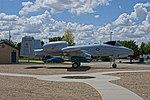 Gowen Field Military Heritage Museum, Gowen Field ANGB, Boise, Idaho 2018 (31886772767).jpg