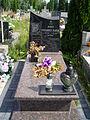 Grób aktorki Marii Probosz na Cmentarzu Komunalnym Zarzew w Łodzi.jpg