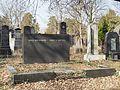 Grave of Adele Gartenberg and Franz von Gotthilf, Vienna, 2017.jpg