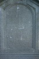 Grave of Hiacynta Truskolaska at Central Cemetery in Sanok (Matejki part) 2.jpg
