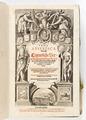 """Graverat titelblad, 1627, """"Fama avstriaca..."""" - Skoklosters slott - 93352.tif"""