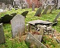 Graves, Templepatrick graveyard (1) - geograph.org.uk - 662787.jpg