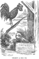 Greeley and Schurz as Hen and Rooster.png