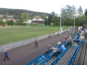 Kjelsås Fotball - Grefsen stadion