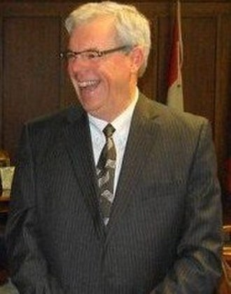 New Democratic Party of Manitoba - Image: Greg Selinger cropped