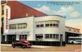 Greyhound Erie PA West Ridge Postcard.png