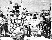 ชาวอินเดียนแดงเผ่าอะแพชี