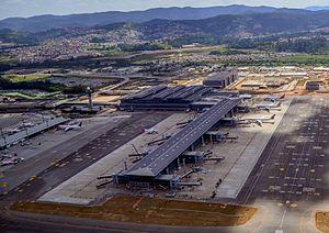 São Paulo–Guarulhos International Airport - Image: Guarulhos 5