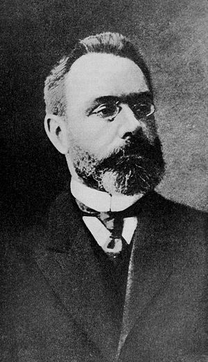 Alexander Guchkov - Alexander Guchkov, 1918.
