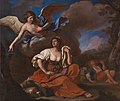 Guercino - The Angel appears to Hagar and Ishmael, 1652-3.jpg