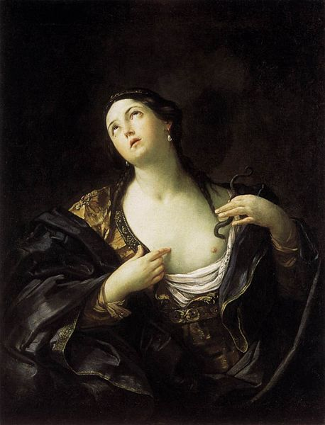File:Guido Reni - The Death of Cleopatra - WGA19278.jpg - Wikimedia Commons