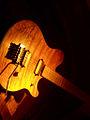Guitar at Hard Rock Cafe San Antonio, Texas.jpg