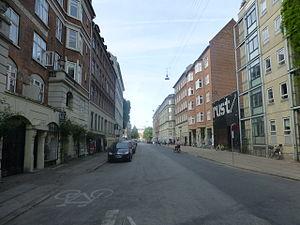 Guldbergsgade - Guldbergsgade