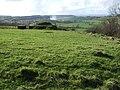 Gun emplacement on Crimson Hill - geograph.org.uk - 353799.jpg