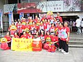 Guogang Community Development Association members at Keelung Cultural Center 20110904.jpg