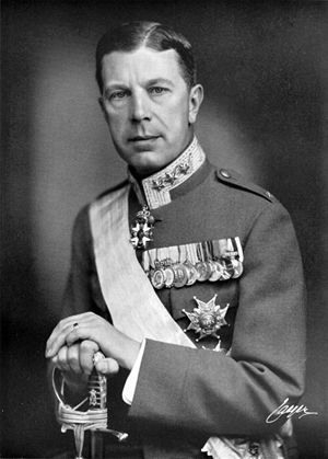Gustaf VI Adolf of Sweden - Gustaf Adolf as Crown Prince and Duke of Scania