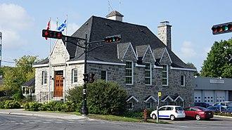 Deux-Montagnes, Quebec - City hall