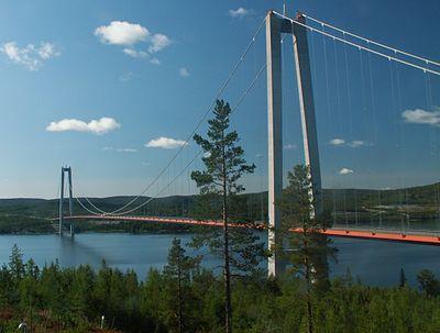 Högakusten bron