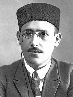 Huseyn Javid Azerbaijani poet and playwright