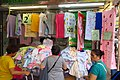 HK 荃灣 Tsuen Wan 川龍街 Chuen Lung Street July 2018 IX2 clothing shop n visitors.jpg