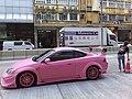 HK 觀塘 Kwun Tong Nov 2018 SSG sidewalk carpark pink body.jpg