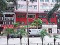 HK Bus 101 view 灣仔 Wan Chai 軒尼斯道 Hennessy Road August 2018 SSG 02.jpg