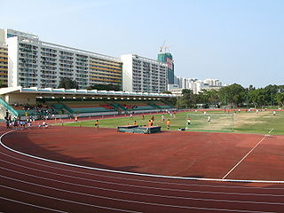 Sha Tin Sports Ground