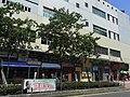 HK Shatin Ngau Pei Sha Street name sign Banner 姚嘉俊議員 Yiu Ka Chun Koon Wah Mirror Group Building Sept-2012.JPG