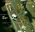 HMAS Melbourne S2 Tracker wingtip to island clearance.jpg