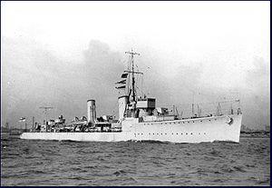 HMCS Vancouver (F6A)