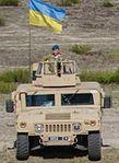 HMMWV 80th airborne brigade Ukraine.jpg