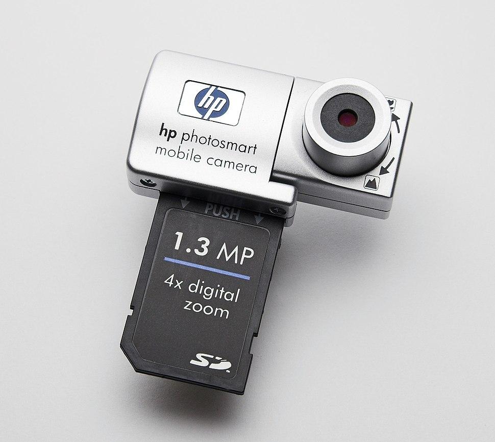 HP PhotoSmart SDIO Kamera