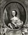 HUA-106417-Portret van Anna Maria van Schurman geboren Keulen 5 november 1607 schrijfster en dichteres te Utrecht overleden Wiewerd 5 mei 1678 Borstbeeld links i.jpg