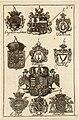 HUA-38698-Afbeelding van de wapens van de afgevaardigden Engelbrechten Dalwich Petkym Twickel Le Begue Forstner en Moineville vertegenwoordigers namens de Boven.jpg