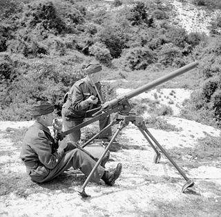 Northover Projector grenade launcher
