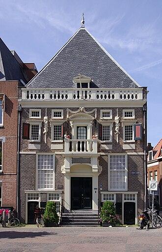 Antonius Mathijsen - Image: Haarlem Hoofdwacht 001