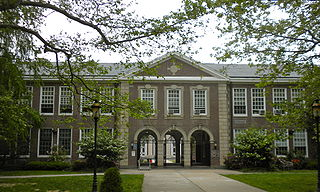 Haddonfield Memorial High School High school in Camden County, New Jersey, United States